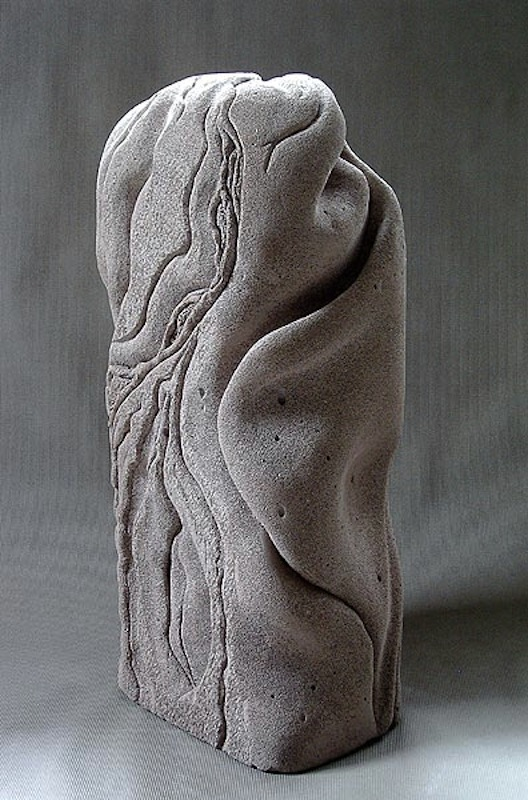Sculpture by Carole Murphy - Supposition of Form View 2