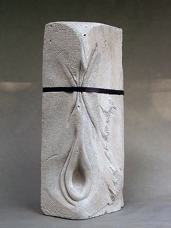 Sculpture by Carole Murphy - The Talisman View 2