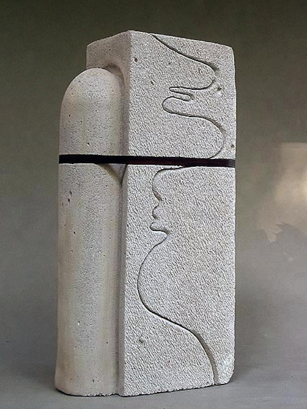 Sculpture by Carole Murphy - The Talisman View 3